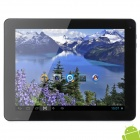 "Newsmy V9 9.7"" Retina Capacitive Screen Android 4.1 Quad Core Tablet PC w/ Wi-Fi / Camera - Black"