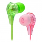 W-TV1 In-Ear Earphone - Multicolored (3.5mm Plug)