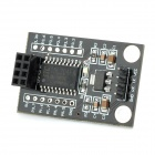 STC15L204EA 3.3V Wireless Driving Module Board - Black + Silver