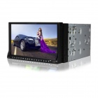 "Freudige J-2611MX 7 ""Universal Car DVD-Player w / Analog TV, GPS Navigation, Bluetooth, AUX, FM / AM, RDS"