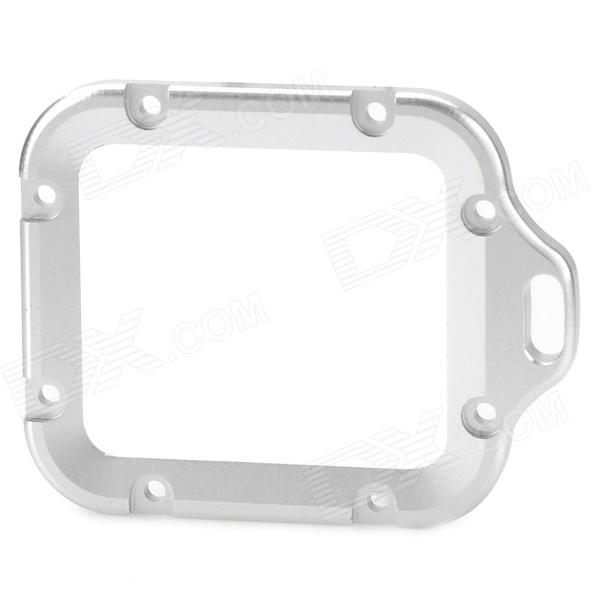 Aluminum Alloy Lens Ring w/ Screwdriver for GoPro HD Hero 2 / 3