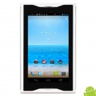 "SW K7 7"" Capacitive Screen Android 4.0.4 Dual Core Tablet PC w/ 2 x SIM / Wi-Fi / Camera - White"