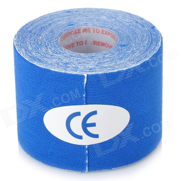 SPC algodón elástico vendaje Sports Tape Patch Muscle - Blue