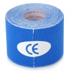 SPC Cinta Elástica de Algodón Sports Tape Muscle Patch - Azul