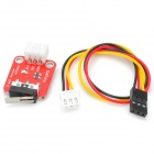 Keyes Collision Sensor Board - Red + White (Works with Official Arduino Boards)
