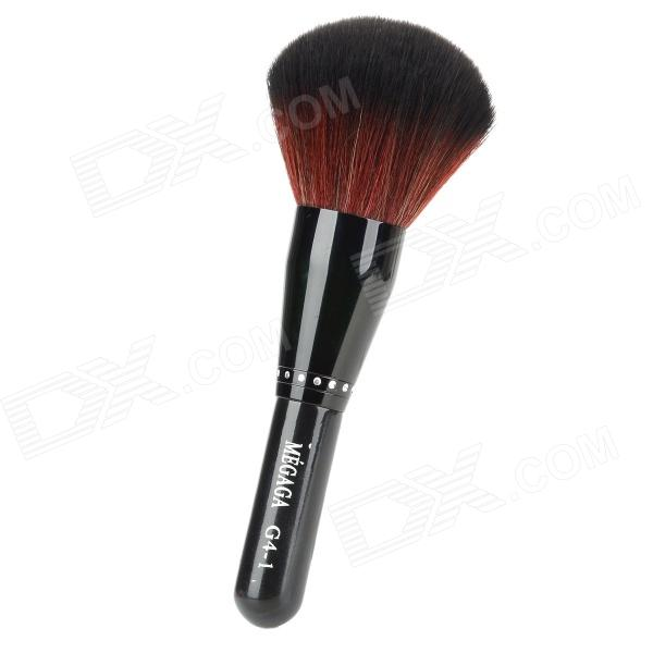 Mini Cosmetic Makeup Blush Brush - Black