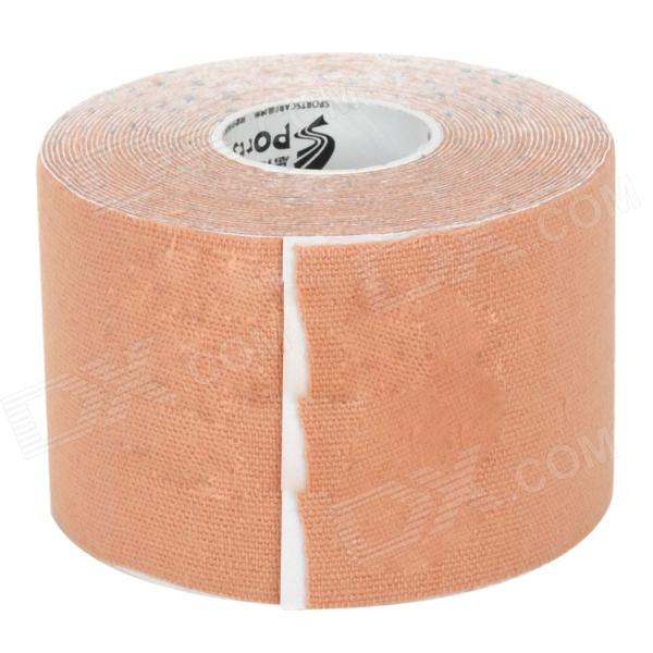 SPC Elastic Cotton Bandage Sports Tape Muscle Patch - Carnation