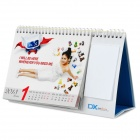 DX 2013 Desk Calendar with 12 Months' Coupon Codes