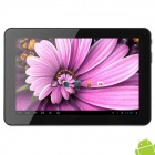 """COLORFLY CT102 10.1 """"kapazitiver Schirm Android 4.1.1 Quad Core Tablet PC w / Wi-Fi / Kamera - weiß"""