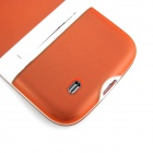 Couverture de cas Enkay protection TPU + plastique pour Samsung Galaxy S4 / i9500 - Orange