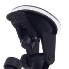 "4.3 / 5.5""Universal Car Suction Cup Mount Holder for Cell PHone, GPS - Black"