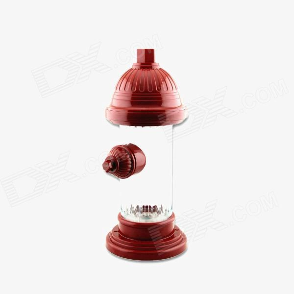 Red Fire Hydrant Pump Beer Drink Liquor Dispenser