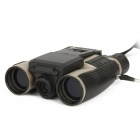 "FS608 2.0"" TFT LCD Max 5MP 12 x 32 Zoom Telescope Binocular Digital Camera - Black + Grey"