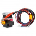 GZGW10 3D Printer Makerb / Reprap / Mendel Extruder Head Kit for MK8 Upgrade Version Sprinkler Head
