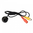 Mini 2.4GHz  Wireless Waterproof 22.5mm Car Rear-view Camera (NTSC)