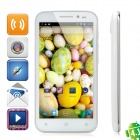 "ZOPO ZP810 Libero Android 4.2 WCDMA Smartphone w/ 5.0"" Capacitive Screen, Wi-Fi and GPS - White"