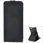 Protective Flip-Open 360 Degree Rotation Case for Iphone 5 - Black