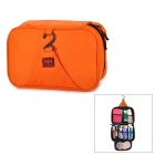 Naturehike-NH Multi-function Oxford Fabric Travel Wash Bag - Orange