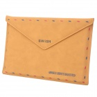 GP-01 Retro Envelope Style Protective PU Leather Inner Bag Pouch Case for Ipad MINI - Brown