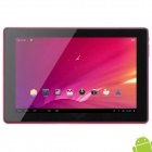 "VASTKING V101 10.1"" Capacitive Screen Android 4.1 Dual Core Tablet PC w/ Wi-Fi / Camera - Deep Pink"
