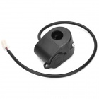 12V Modification Power Socket / Cigarrete Lighter / GPS Power Socket w/ Water Resisting Cover