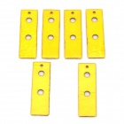GZGW12 Replacement Ceramics Fiber Heat Preservation Piece for Makerbot Replicator / Reprap (6 PCS)