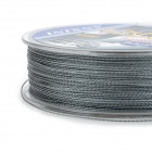 SK6.0 Anti-bite Polythene Fiber Spool Fishing Line - Grey (100m)