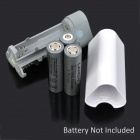 ENB 3 x 18650 Battery Holder Power Bank Case for Iphone / Ipad / Xiaomi / Meizu - White