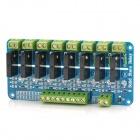 051101 Solid State Relay Module w/ Fuse - Blue + Black