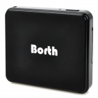 Borth USB Powered 30pin Bluetooth V2.1 Companion for iPhone / iPad / iPod + More - Black