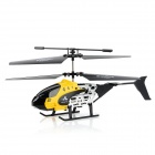 Chuang Hang H38 Detachable 2.5-CH IR Remote Control R/C Helicopter w/ Gyro - Yellow