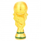 2014 World Cup Trophy Titan Cup Display Model - Golden