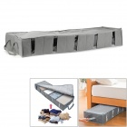 Visualization Under the Bed Storage Box - Grey