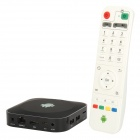 AT-818 1080p FHD Android 4.1.1 Dual Core Google TV Player w/ 1GB RAM, 8GB ROM, HDMI, RJ45, Wi-Fi