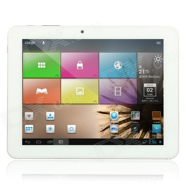"""FNF ifive MX 8.0 """"IPS Dual Core Android 4.1.1 Tablet PC w / 16GB ROM / 1GB RAM / Bluetooth - Weiß"""