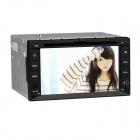"Joyous J-2615MX 6.2"" Screen Wi-Fi / 3G Car DVD Player w/ Analog TV, GPS, Radio, AUX, Bluetooth, RDS"