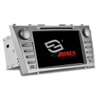 "Joyous J-8611M 8"" Touch Screen Car DVD Player w/ GPS, Analog TV, Radio, Bluetooth, AUX for Camry"