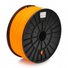 DY-003 1.75mm 3D Printer Rapid Modeling ABS Cable - Orange + Black (400m)