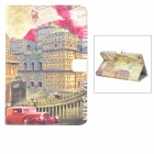 London Big Ben Style Protective PU Leather Case for Ipad MINI - Multicolor