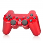 Fashionable Rechargeable Bluetooth v4.0 Controller for PS3 / PS3 Slim - Red