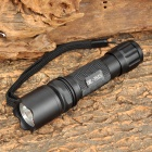 SLT-X5 600lm 3-Mode White Outdoor Flashlight w/ Cree XM-L T6 - Black (1 x 18650)