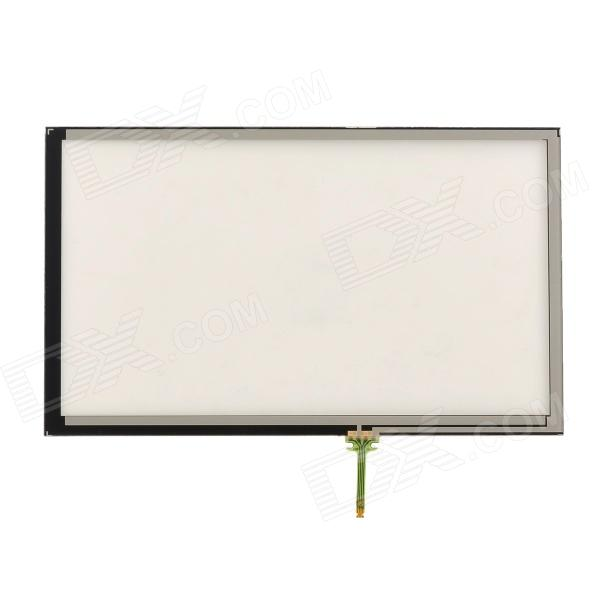 Replacement ABS Touch Screen for Wii U GamePad - Transparent