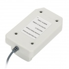 "Replacement ""4800mAh"" Batteries + USB Powered Charging Dock Set for Xbox 360 / Xbox 360 Slim - White"