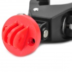 M-B1R Quick Assembling Bike Handlebar Mount for GoPro Hero - Red