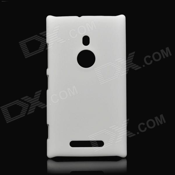 все цены на Protective Hard PC Back Case for Nokia Lumia 925 - White онлайн
