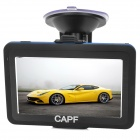 "CAPF DH630 4.3"" TFT Win CE 6.0 Car GPS Navigator w/ FM Transmitter / Built-in 4GB Memory - Black"