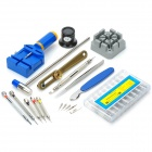 Professional 19-in-1 Watch Repair Tools Kit