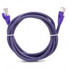MILLONWELL 01.0050 15U Gold Plated Pin Cat.6 8P8C RJ45 Connection Cable - Purple (2M)