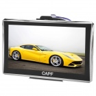 "CAPF DH960B 7"" TFT Win CE 6.0 Car GPS Navigator w/ AV-IN / Bluetooth / FM Transmitter / Microphone"