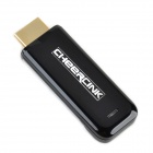 CHEERLINK Multimedia Wi-Fi DLNA Video Receiver - Silver + Black